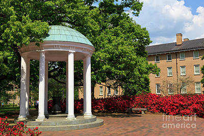 Photograph - Old Well In Chapel Hill by Jill Lang