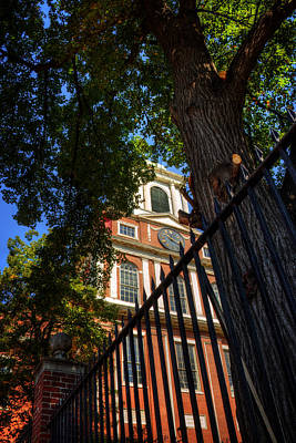 Photograph - Old West Church In Boston, Ma by Joann Vitali