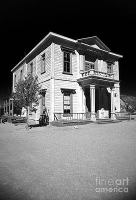 Old Western Courthouse-rural Arizona Original