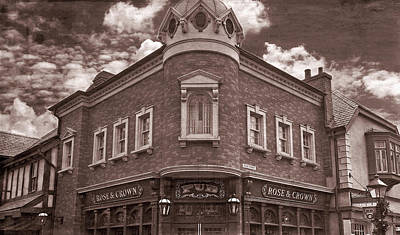 Photograph - Old Western Rose And Crown by Aimee L Maher Photography and Art Visit ALMGallerydotcom