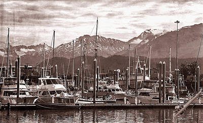 Photograph - Old Western Seward Alaska 2 by Aimee L Maher Photography and Art Visit ALMGallerydotcom