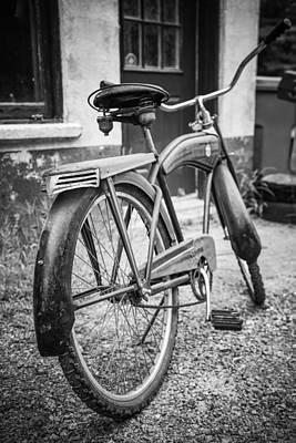 Photograph - Old Wheels by Pierre Cornay