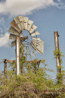 Photograph - Old Windmill  by Patricia Hofmeester