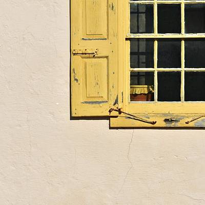 Photograph - Old Window Shutters by Val Arie