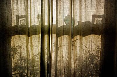 Photograph - Old Windows 2 by Steve Ball