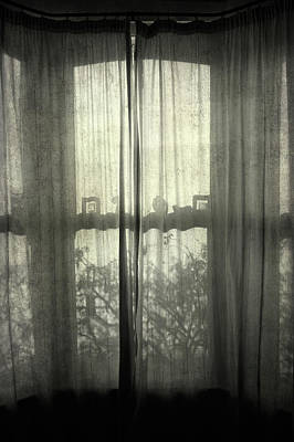 Photograph - Old Windows by Steve Ball