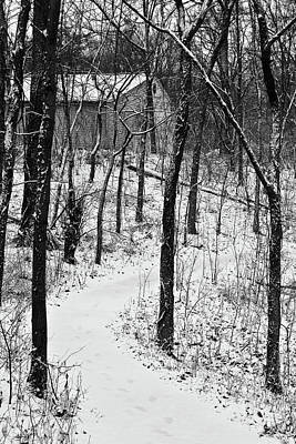 Photograph - Old Woman Creek 2018 -trail To Visitor Center by Shawna Rowe