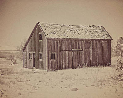 Photograph - Old Wood Reed's Place by Amanda Smith