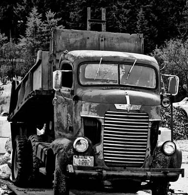 Photograph - Old Workhorse by Wesley Nesbitt
