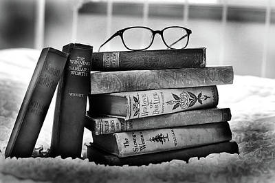 Photograph - Old World Books by Doc Braham