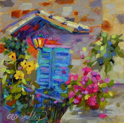 Painting - Old World Charm by Chris Brandley