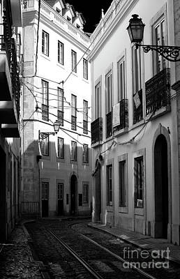 Photograph - Old World Lisbon by John Rizzuto