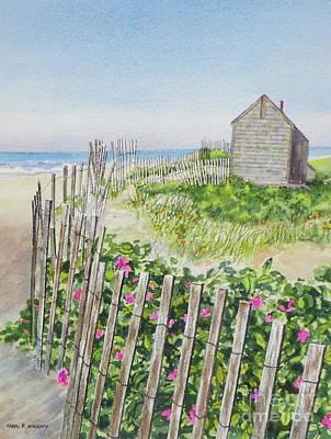 Olde Cape Cod Art Print