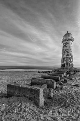 Photograph - Olde Lighthouse by Ian Mitchell