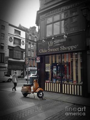 Photograph - Olde Sweet Shoppe by Mary-Lee Sanders