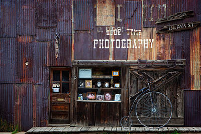 Photograph - Olde Tyme by Dennis Eckel