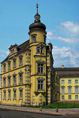 Photograph - Oldenburg Palace by Anthony Dezenzio
