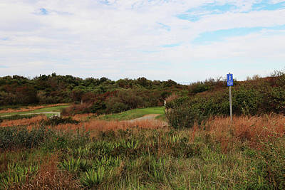 Anchor Down - Oldest Links Course in MA by Imagery-at- Work