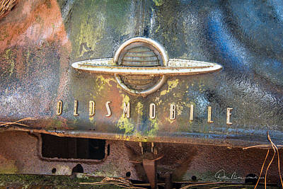 Dan Beauvais Royalty-Free and Rights-Managed Images - Oldsmobile 2159 by Dan Beauvais