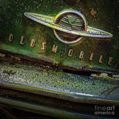 Photograph - Oldsmobile by Doug Sturgess