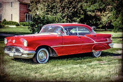 Photograph - Oldsmobile Holiday by Lynn Sprowl