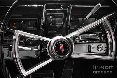 Photograph - Oldsmobile Toronado by Dennis Hedberg