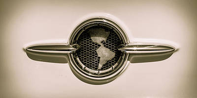 Photograph - Oldsmobile World by Caitlyn Grasso