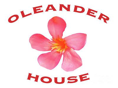 Photograph - Oleander House by Wilhelm Hufnagl