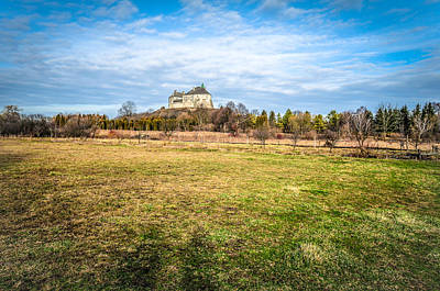 Photograph - Olesko Castle In Ukraine by Tetyana Kokhanets