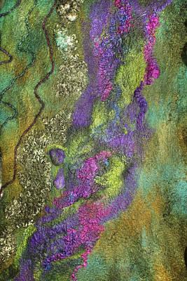 Photograph - Olive Garden With Lavender by Marina Shkolnik