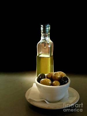 Photograph - Olive Grove To Table by Susan Garren
