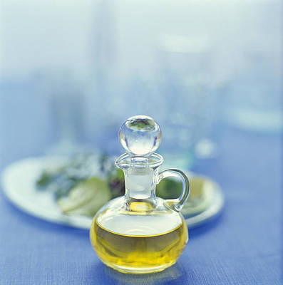 Salad Oil Photograph - Olive Oil by David Munns