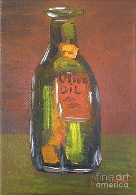 Painting - Olive Oil by Jeanie Watson