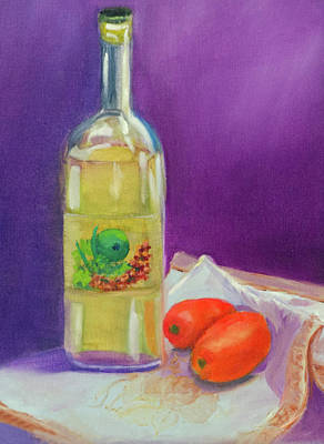 Painting - Olive Oil by Vicki VanDeBerghe