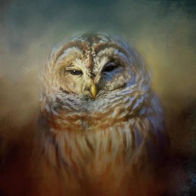 Painting - Ollie by Jai Johnson
