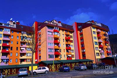 Bosnae Digital Art - Olovo by Jasmin Hrnjic