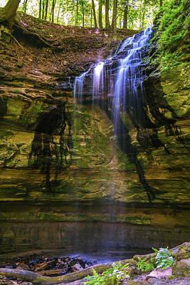 Photograph - Olson Falls by Chuck De La Rosa