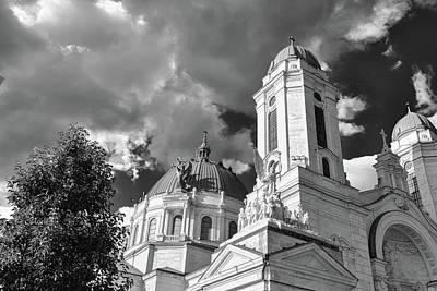 Photograph - Olv Basilica #906 by Guy Whiteley