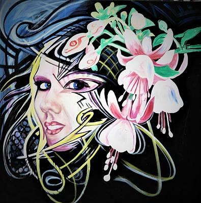 Painting - Olyia by Yelena Tylkina