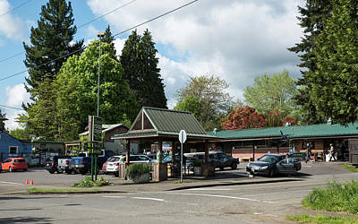 Photograph - Olympia Food Co-op by Tom Cochran