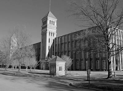 Photograph - Olympia Mills In Columbia by Joseph C Hinson Photography