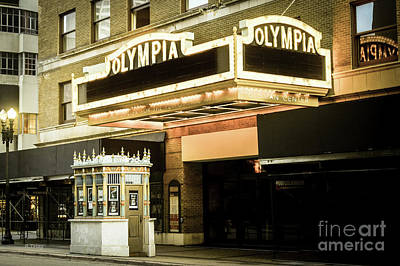 Photograph - Olympia Theater Miami II by Rene Triay Photography