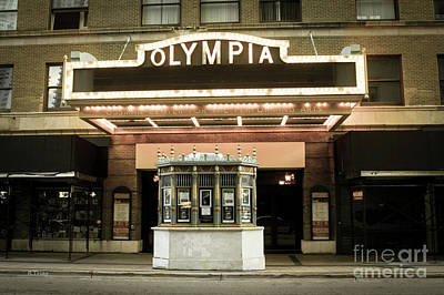 Photograph - Olympia Theater Miami by Rene Triay Photography