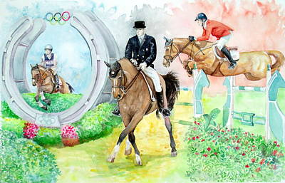 Olympic Equestrian Events  Original