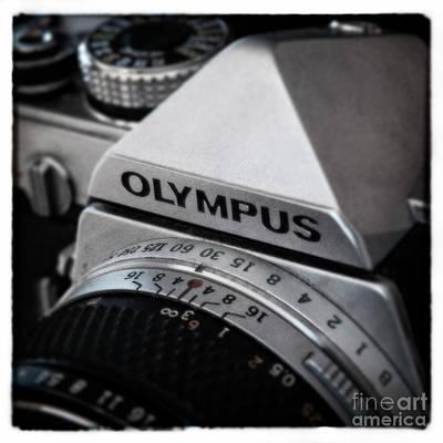 Photograph - Om-1 - D010028b by Daniel Dempster