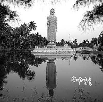 Photograph - Om Mani Padme Hum by Sandra Ramacher