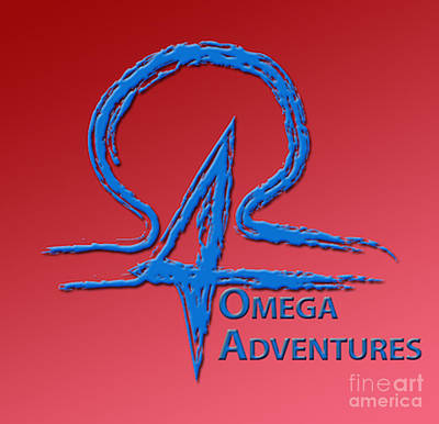 Painting - Omega Adventures -  Display Only by Dale Turner