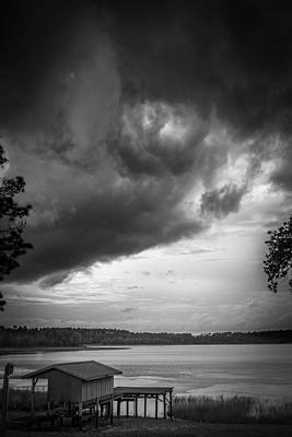 Photograph - Ominous  by Parker Cunningham