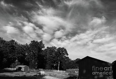 Photograph - Ominous Sky by Vicki Lynn Sodora