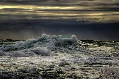 Enhanced Photograph - Ominous by Stelios Kleanthous